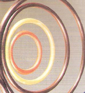 注塑机润滑油管